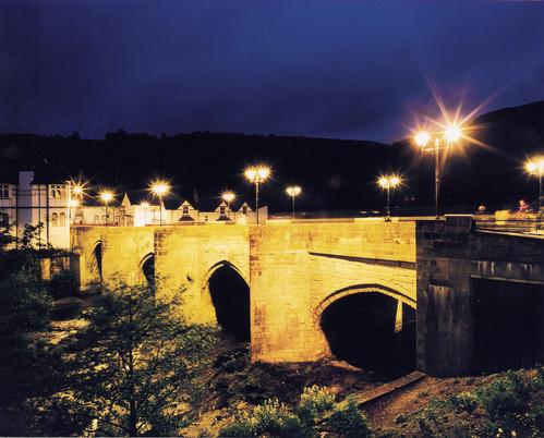 *Historic Llangollen Bridge