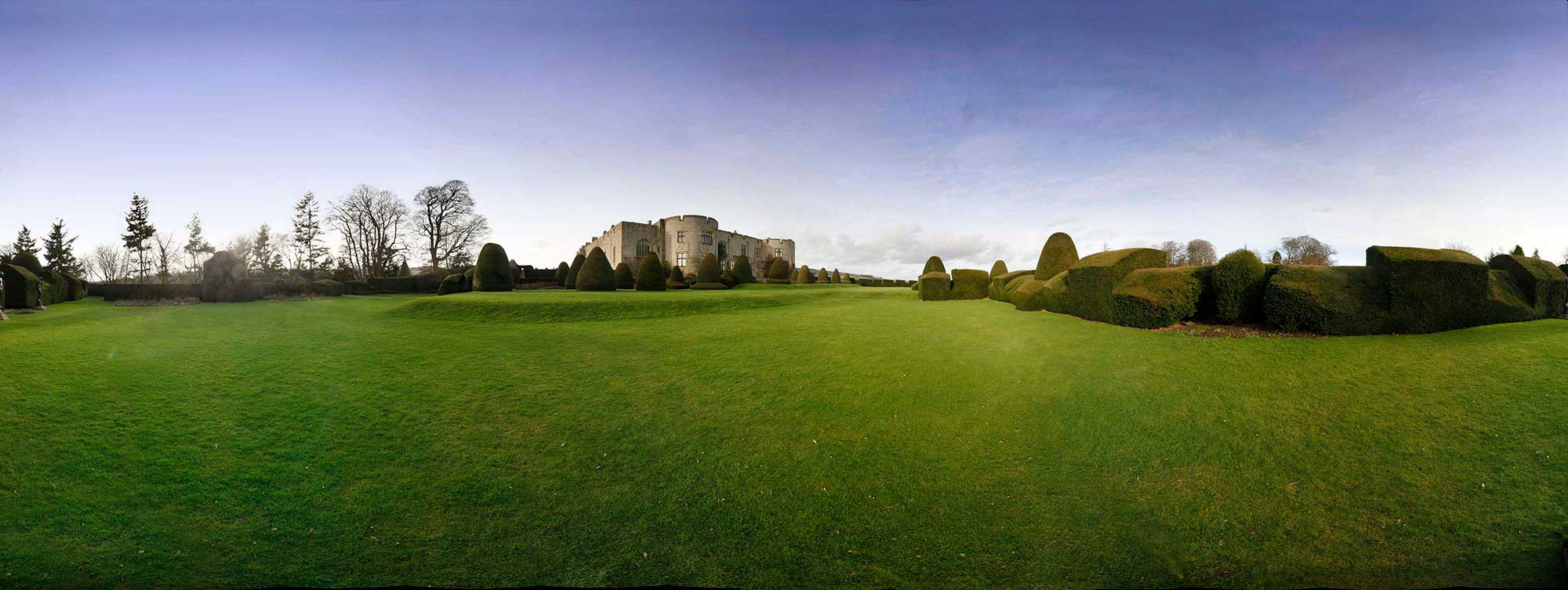 *chirk castle and grounds