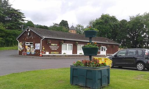 *froncysyllte community centre