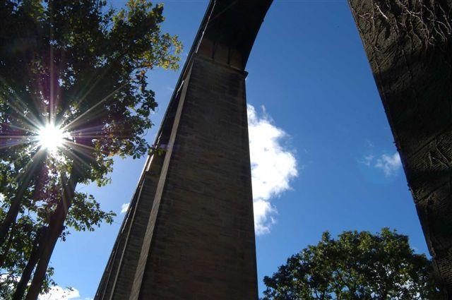 *pontcysyllte aqueduct llangollen canal