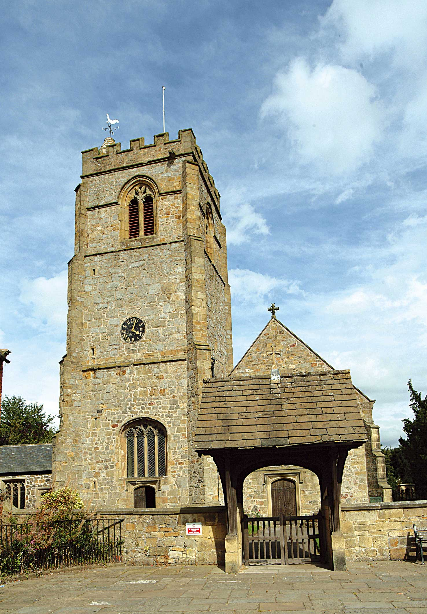 *St Mary's, Chirk