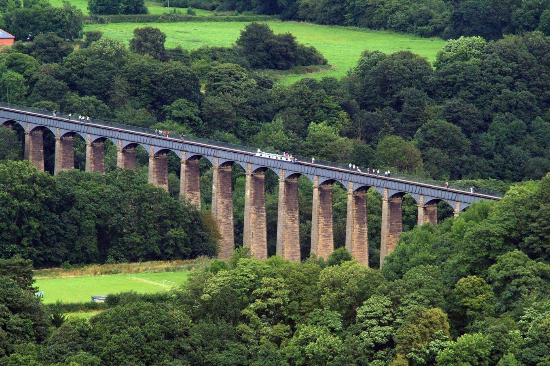 +pontcysyllte Aqueduct North Wales