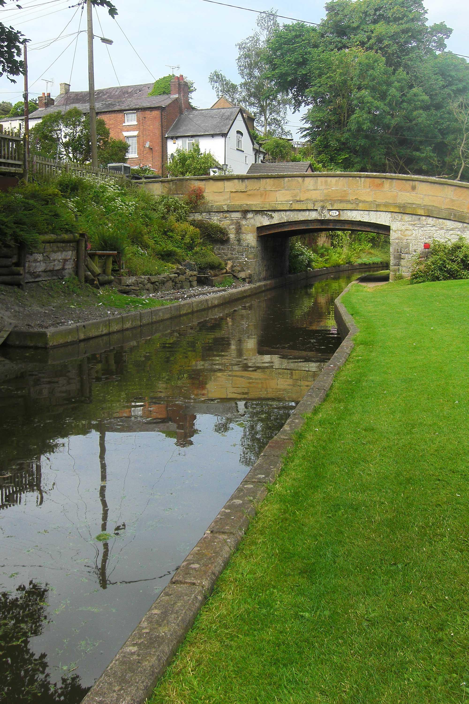 *Llangollen Canal at Chirk Bank