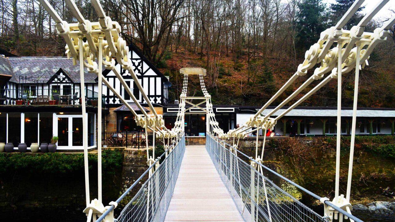 *Chain Bridge River Dee