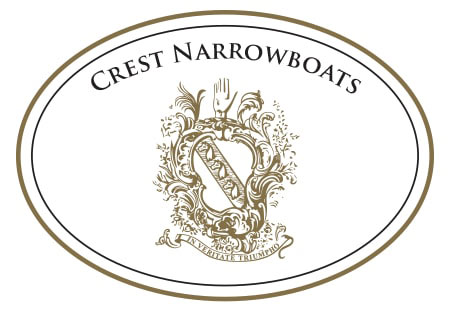 Crest Narrowboats logo
