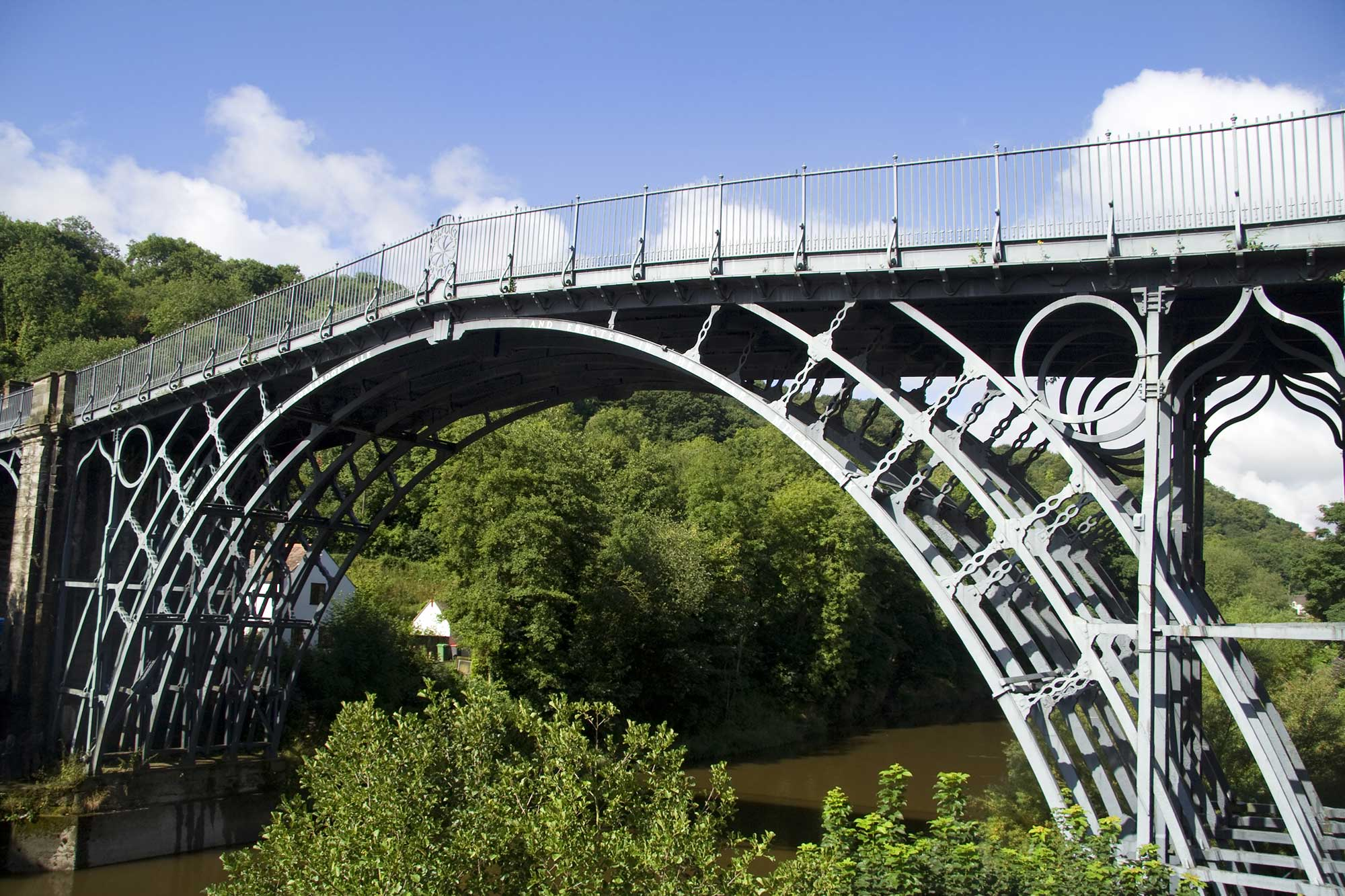 *ironbridge and gorge
