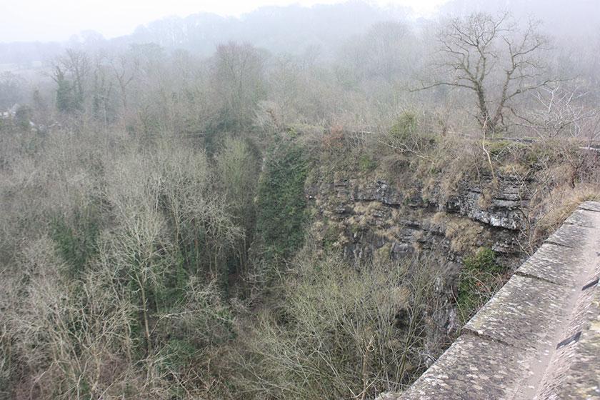 Gwarchodfeydd natur chwarel Quarry nature reserves