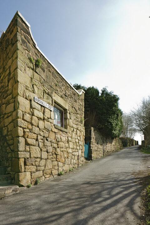 Minshall's Croft