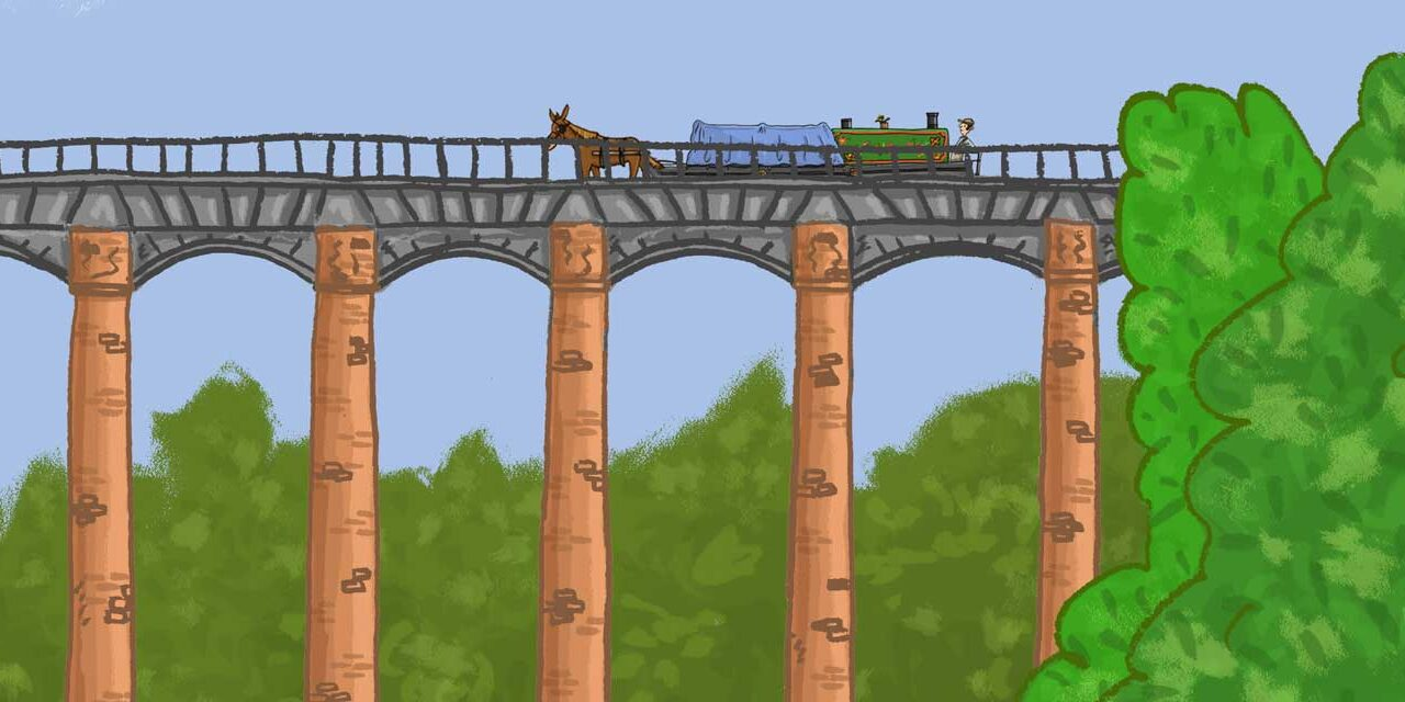 pontcysyllte aqueduct Learning Bundles