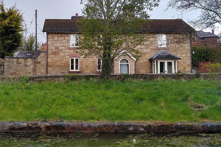 Wharfinger's House, Trefor