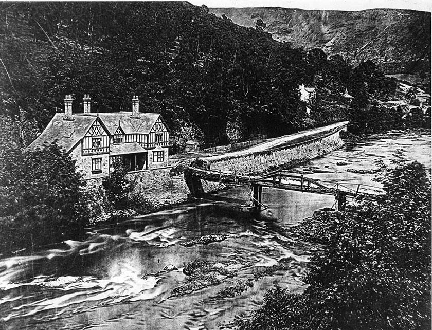 First Bridge, second hotel