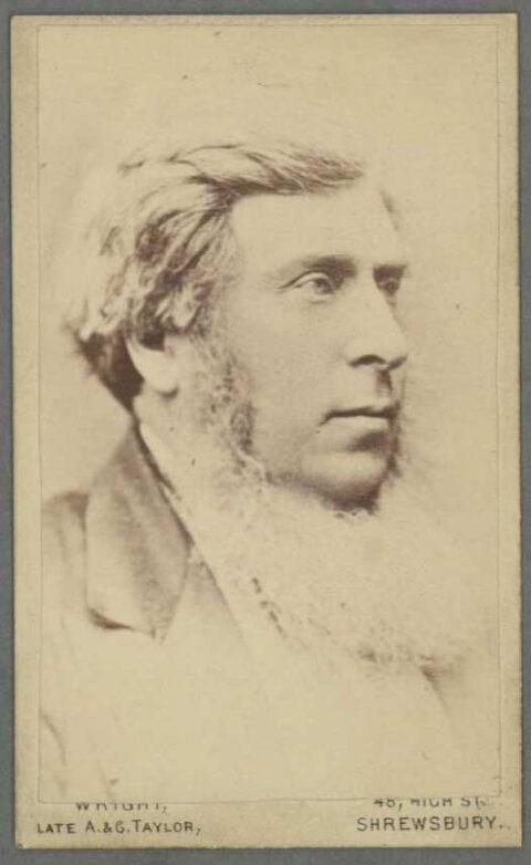 Portrait of Henry Robertson