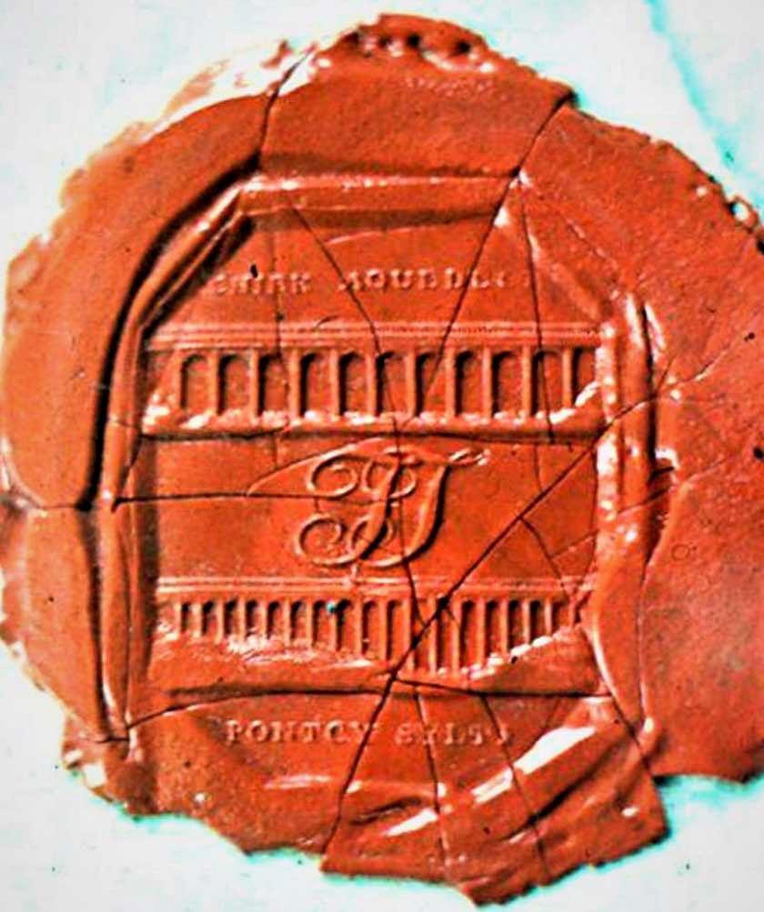 Telford's seal