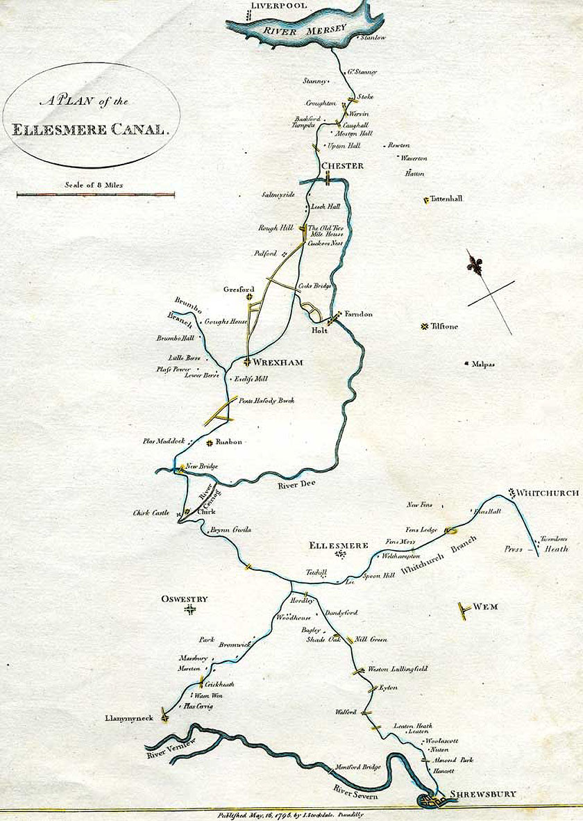 Duncombe map