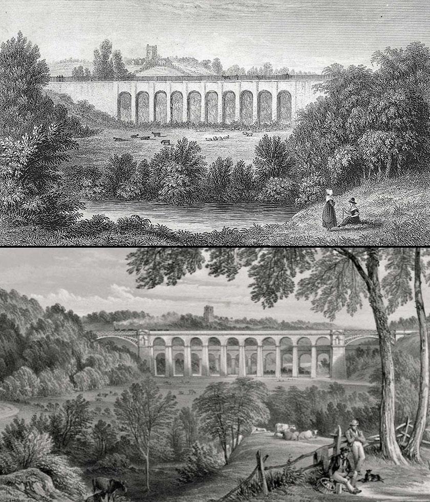 Chirk Aqueduct part 1