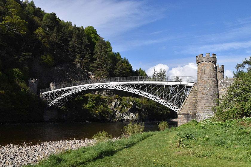 Pont Craigellachie Bridge