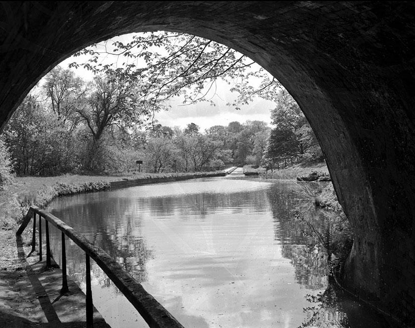 Twnnel y Waun  Chirk Tunnel