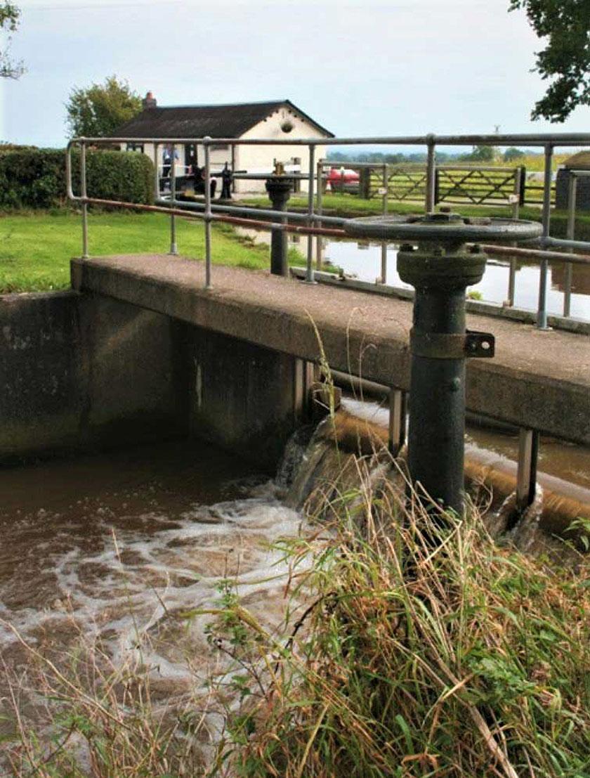 Cronfa Ddŵr Hurleston Reservoir