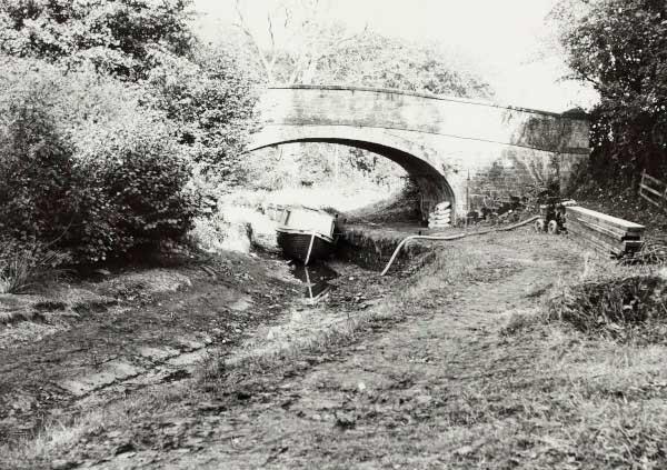 Bryn howel breach 1960