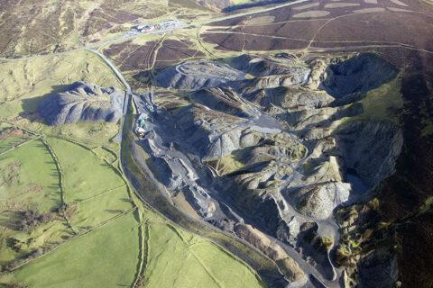 Chwarel Moel y Faen quarry