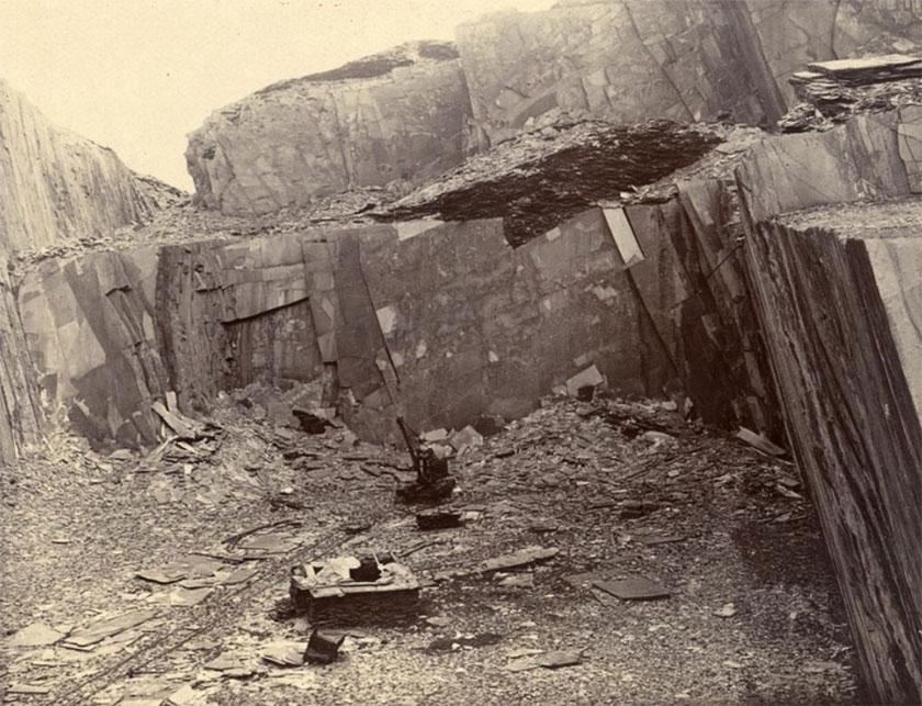 Berwyn Quarry