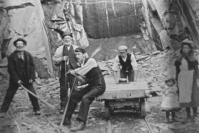 Llangollen Quarrymen